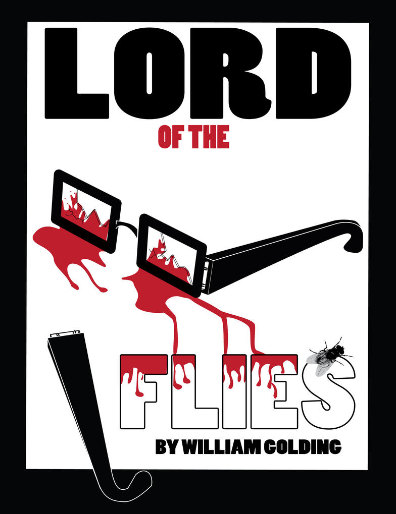 Book Cover Drawing Uk : Lord of the flies book cover by andi on deviantart