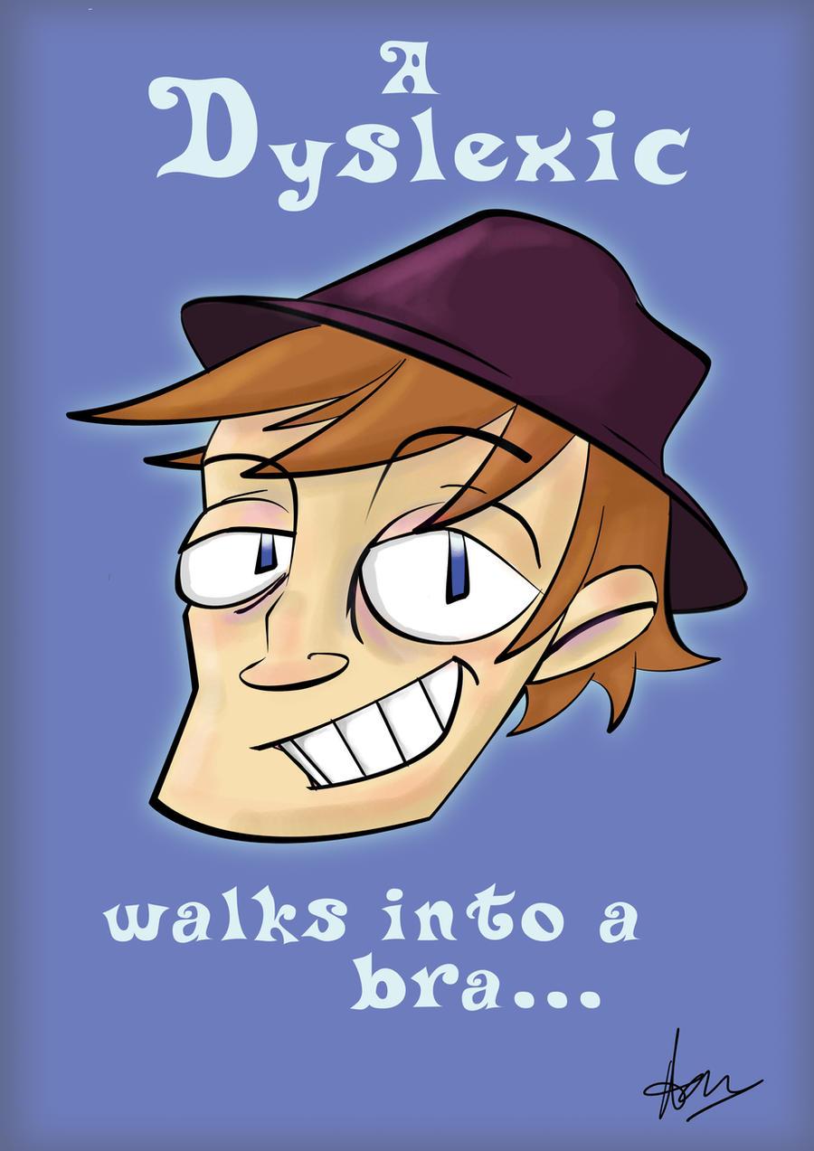 Dyslexia Jokes