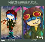 Draw This Again Meme : May-Z