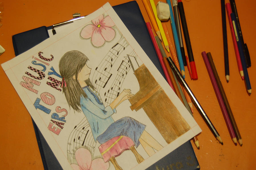 my hobby is painting drawing My favourite hobby has never changed since i was young, and that is art ever since i was little i loved to create, craft and draw things it has never stopped and even now, whenever i have.