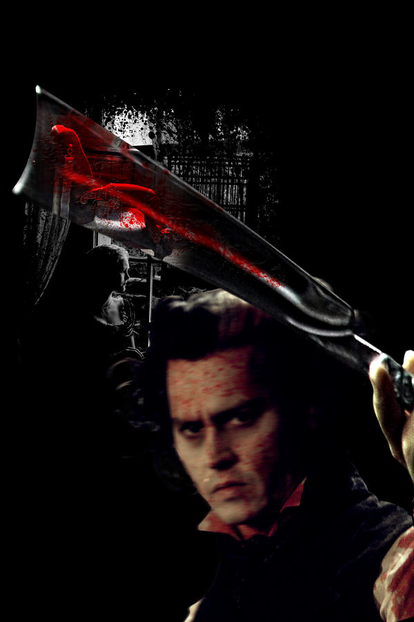 Sweeny Todd Poster by winterdreams