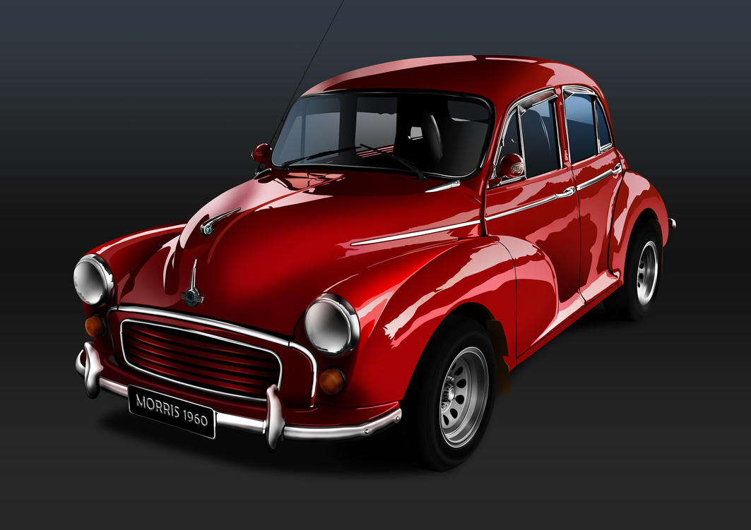 Morris 1960 by FeiTerry
