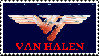 Van Halen Stamp by BigTylerAustin