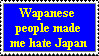 Stupid Wapanese by BigTylerAustin