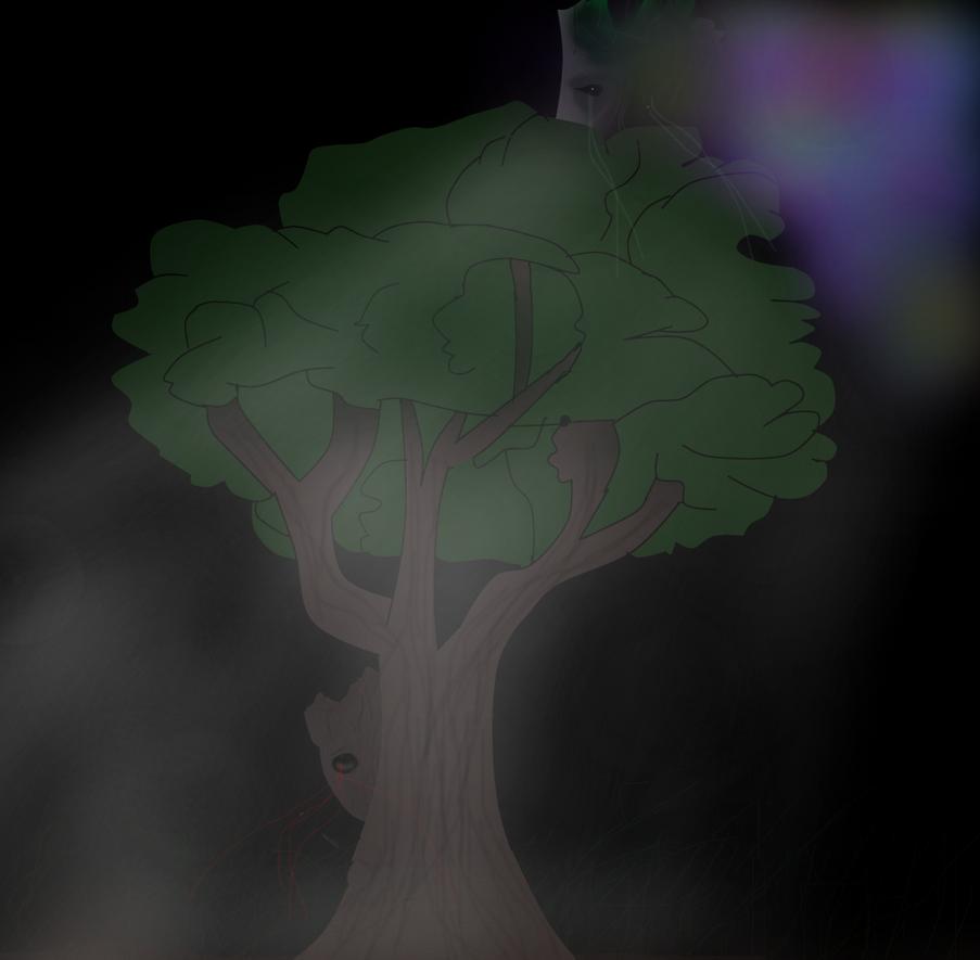 Fairy Tail in the Forest by SeijuroAkashii