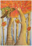 Autumn by Adnil