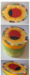 ladybird candy box by Adnil