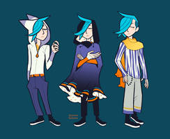 OD Outfits by oxboxer