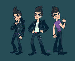 Rockit Outfits by oxboxer