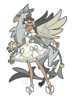 Magical Girls - Gryphon