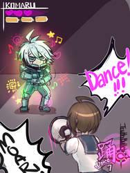 DANCE! by riyuta