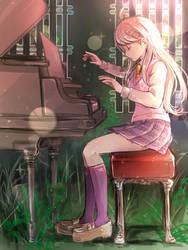 SHSL Pianist by riyuta