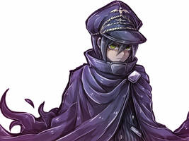 Detective wearing Supreme Leader Cloak by riyuta