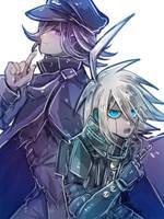 supreme leader and robot by riyuta