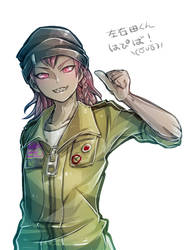 Happy Birthday Souda by riyuta
