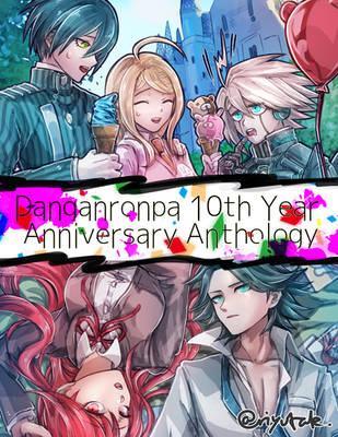 Danganronpa 10th Anniversary Zine
