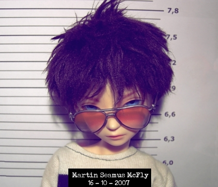 The Police Record of Marty