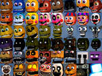 FNaF World - More Organized Party Creation