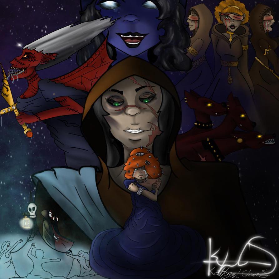 The Fall by WildKyttiKat