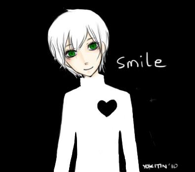 Smile by yokitin