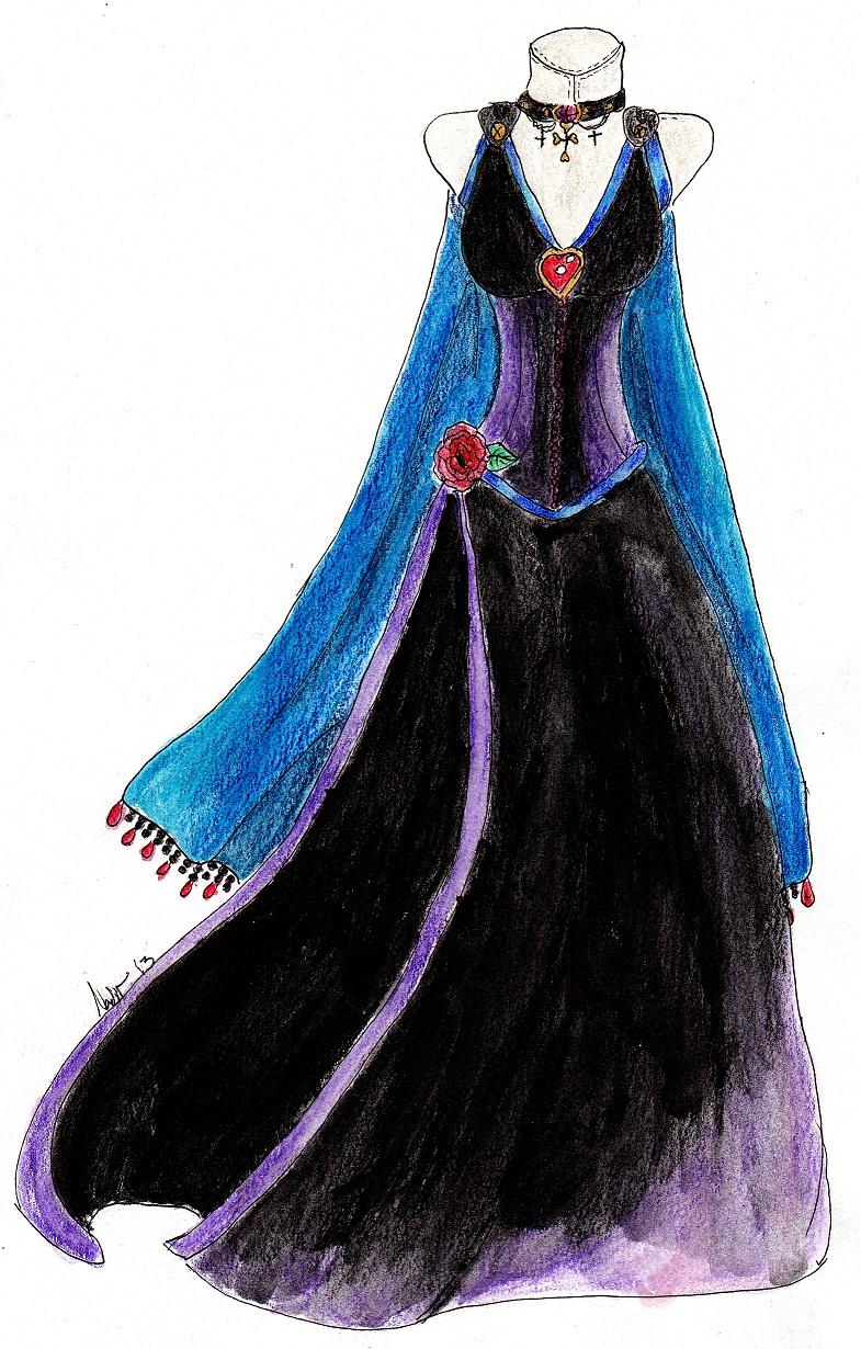 Elegant Hysteria by Blueraven-blackbird