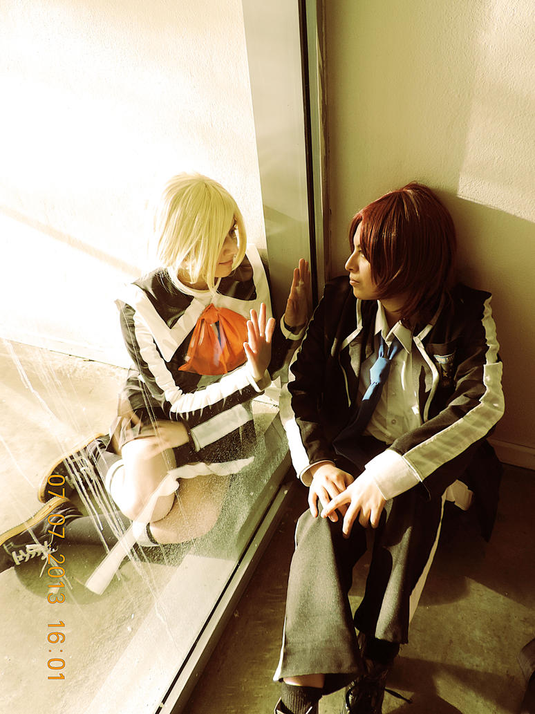 I'll Be There For You (Persona 2 Cosplay) by Helwingwolf ...