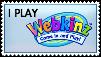 I Play Webkinz Stamp by SayonaraGoodbye