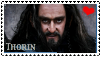 Thorin Oakenshield Stamp by SayonaraGoodbye