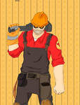 TF2 - Engineer colouring