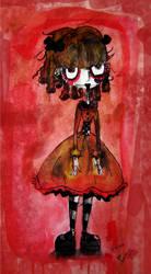 SPG lolita Fanbot by ragamuffinlover