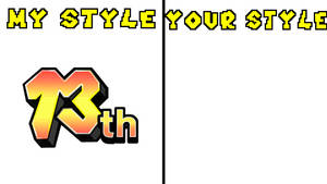 My Style, Your Style (13th Place Position Icon)
