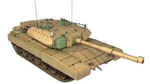 Arjun MK-2 MBT