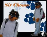 Sir Chomo by VoodooCub