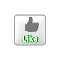 Youtube Like button by VideoGamingNinja on DeviantArt