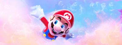 Flying Mario by bboza09