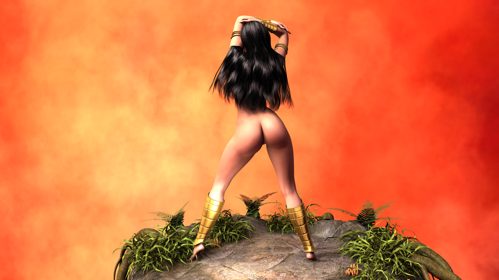 Sheyna nude 05 by rboxeur