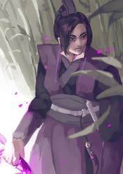 Jiang Cheng by BestasCrow