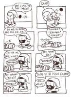 Sheldon, the Shy Guy 18 by Mutoh
