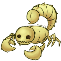 What a dreadful Skelpion by Mutoh