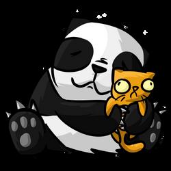 Pandacat by Mutoh