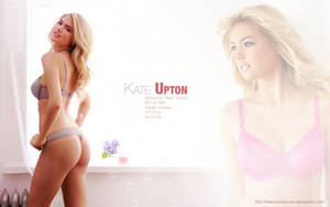 Kate Upton wallpaper by alubb77