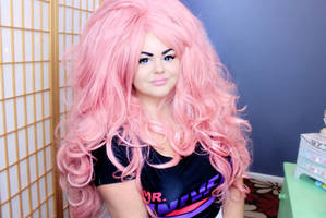 Rose Quartz Cosplay Steven Universe by bluestbunnie