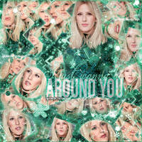 +Blend-EllieGoulding-AroundU by StupidGirlHere