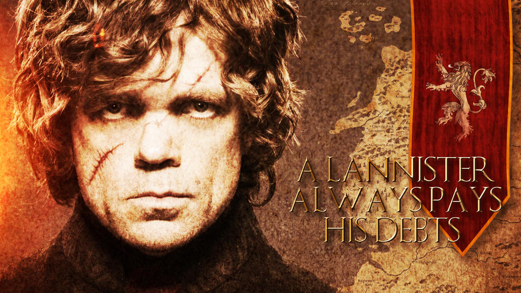 Game of Thrones: Tyrion Lannister by tindog1 on DeviantArt