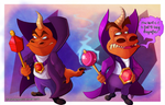Spyro - A Tale of Two Riptos