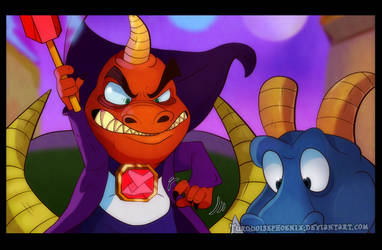 Spyro - You brought a WHAT to Avalar? Preview by Turquoisephoenix