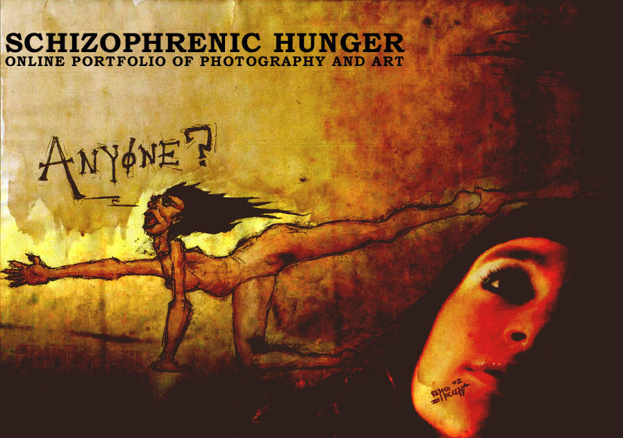 Schizophrenic Hunger by vervain