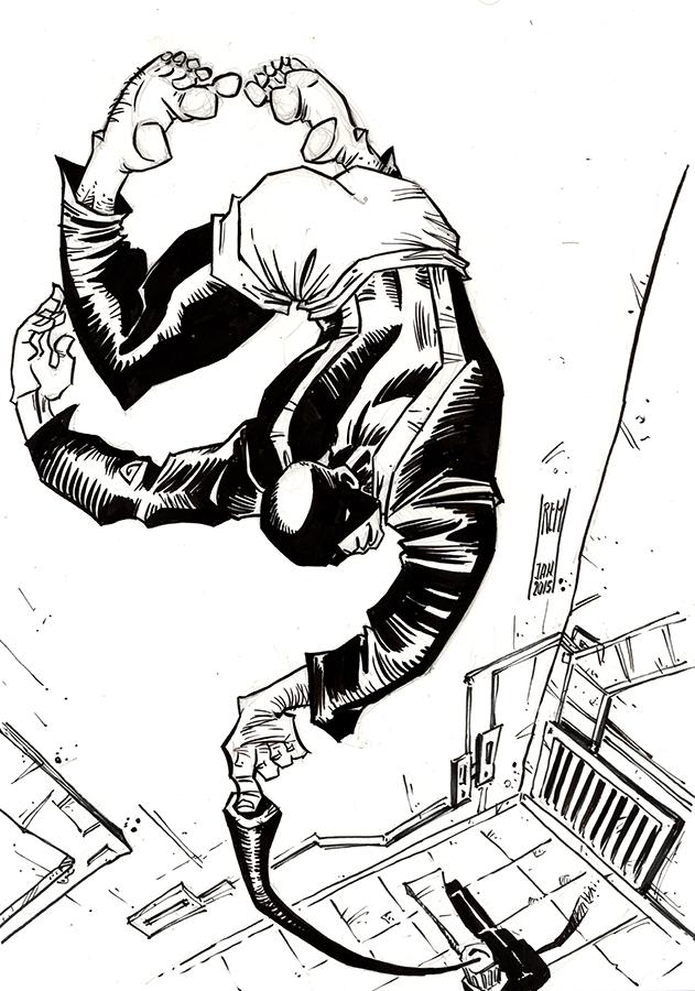 X-Men Original Series - Beast by WhotheFuckisRemBroo