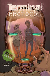 Terminal Protocol cover Kickstarter version.