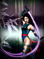 Psylocke by quidam-numen